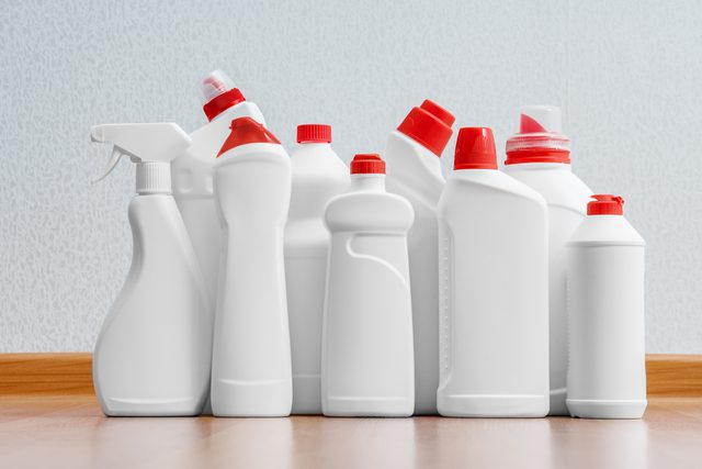 bleach cleaning products