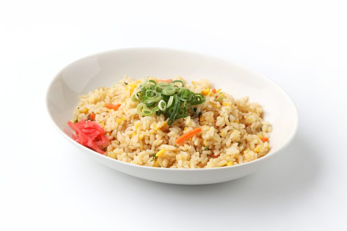 japanese style fried rice