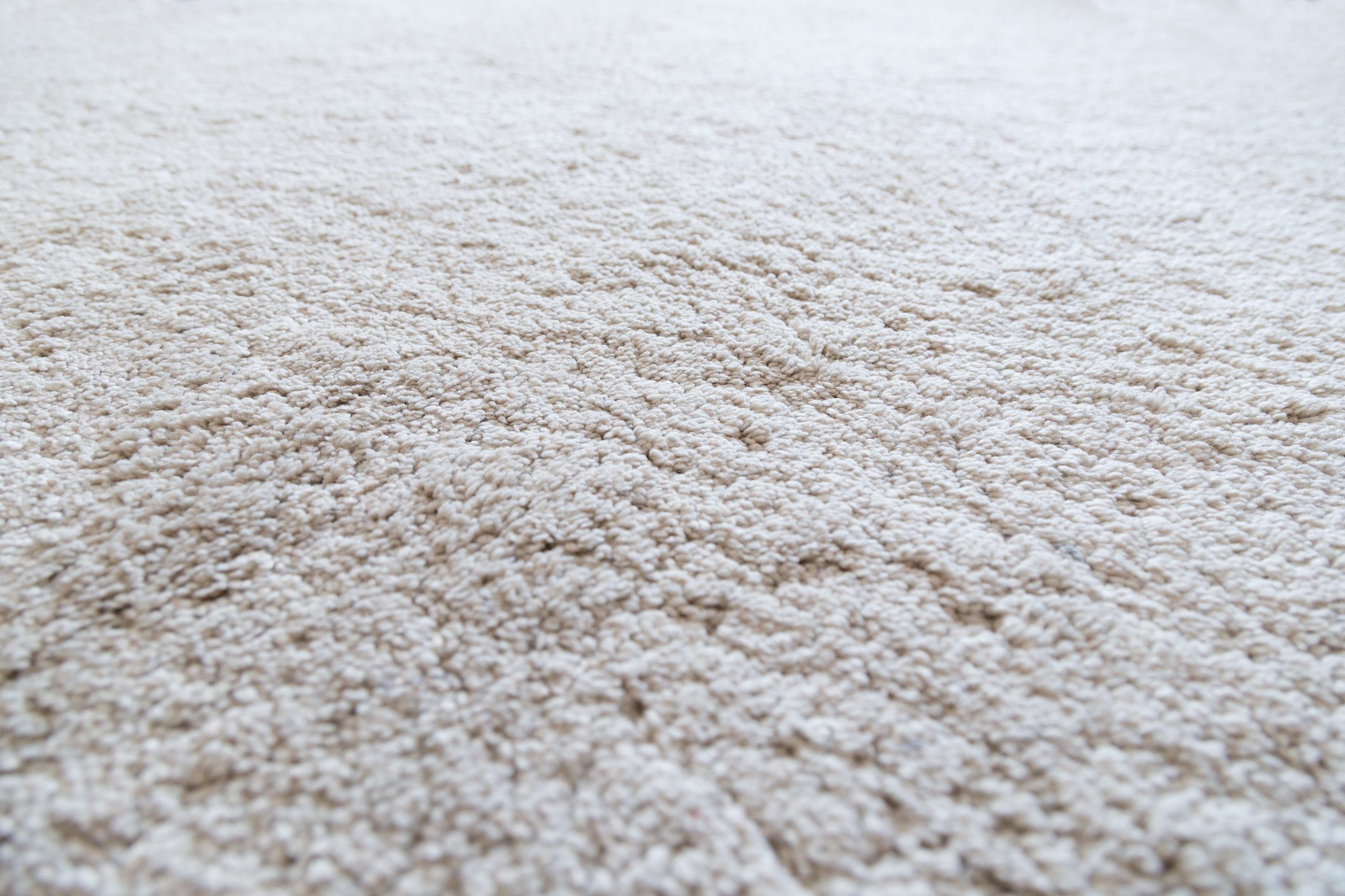 close up of carpet in home