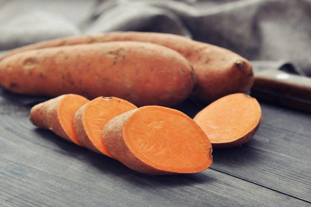 The Health Properties of Sweet Potatoes