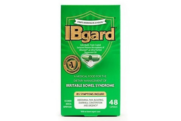 Box of IB Guard vitamins