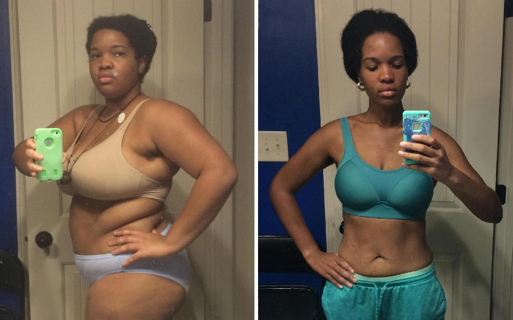 These Weight Loss Before and After Photos Are Just the Motivation We Need