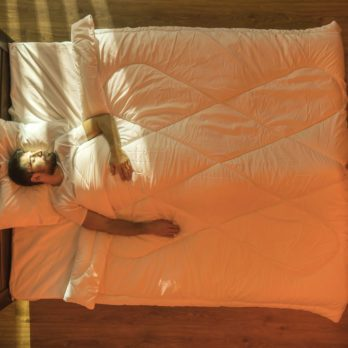 The Serious Reason You Need to Sleep in the Dark