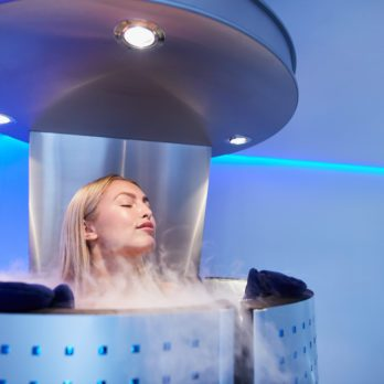 What Exactly Is Cryotherapy? I Tried It