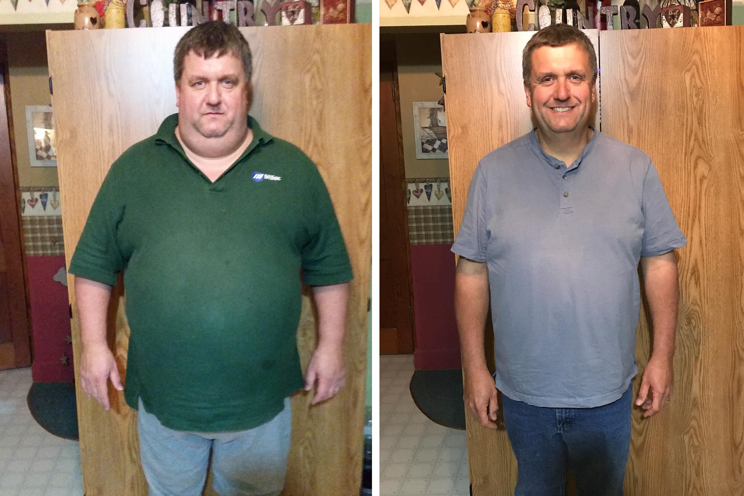 How to lose 50 pounds in 1 month