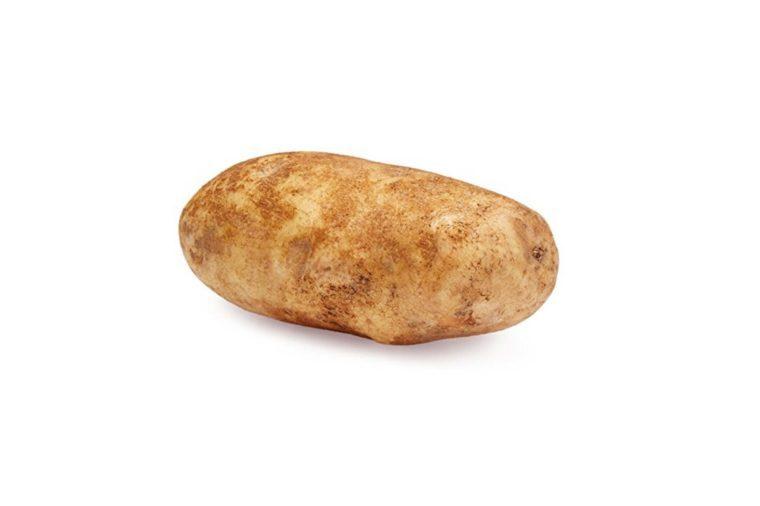whole Russett potato