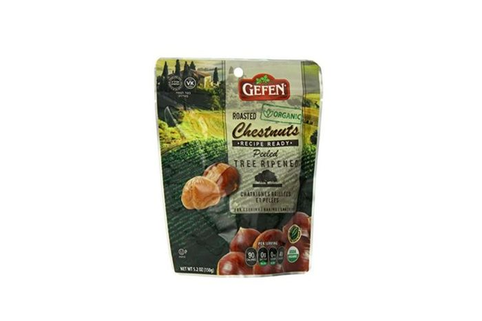 bag of chestnuts