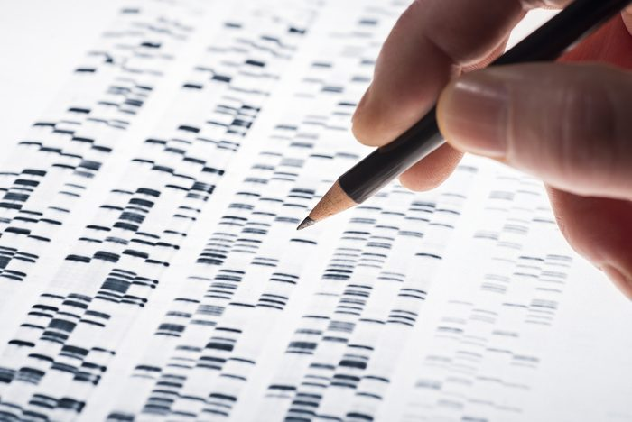 DNA genetic testing