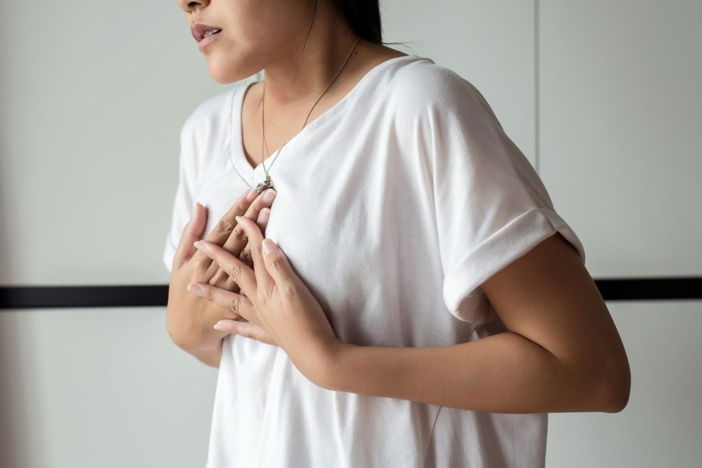 can zinc supplements cause acid reflux