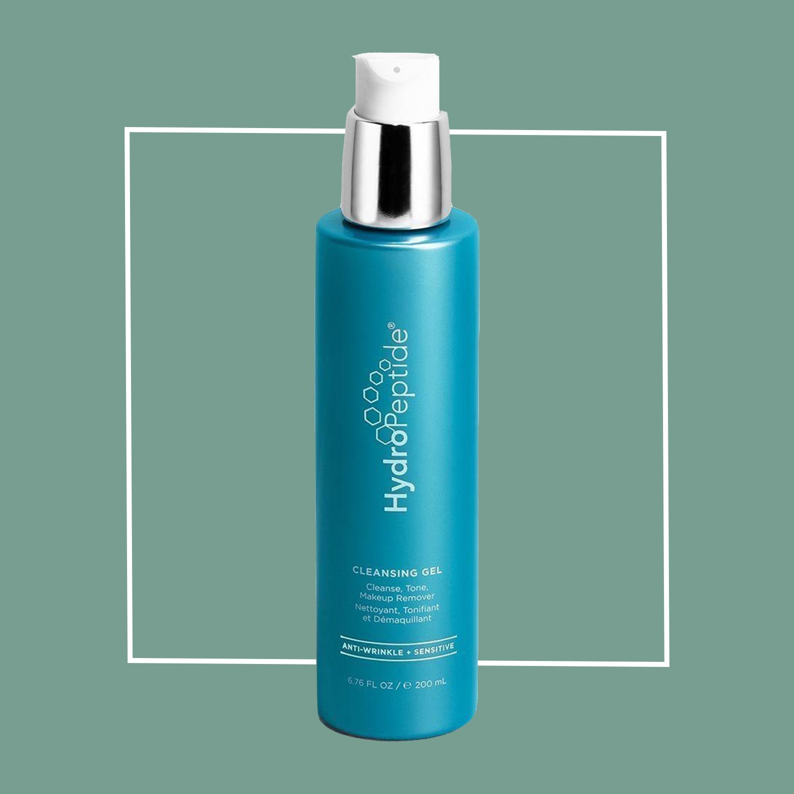 hydropeptide face cleanser for people in their 50s and up