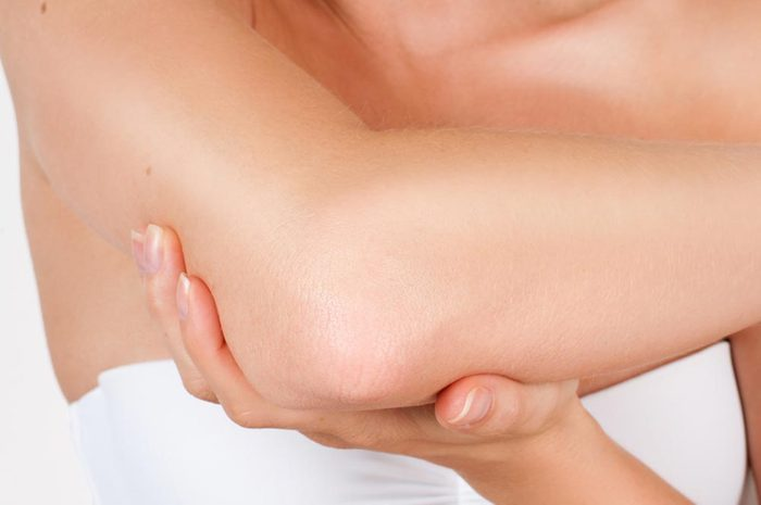 Female elbow