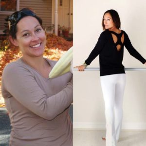 Here's How This Mom Lost 80 Pounds After Each Pregnancy
