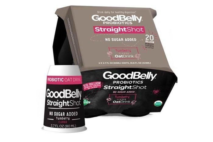 Good Belly Shots