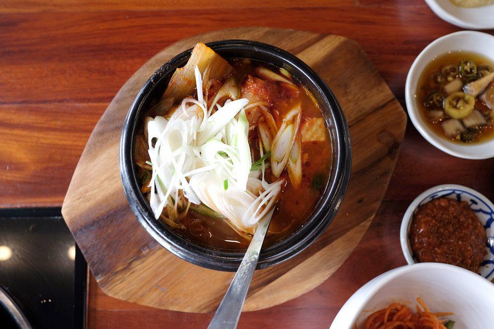Kimchi Korean cabbage dish