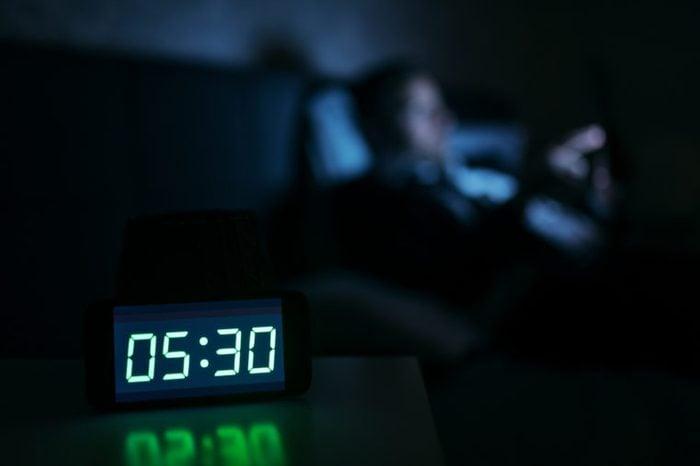 late night tablet phone cant sleep