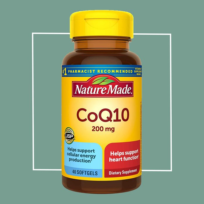 coenzyme-q10 anti-aging supplement