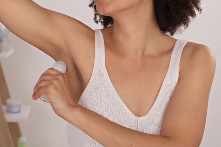 deodorant health myths