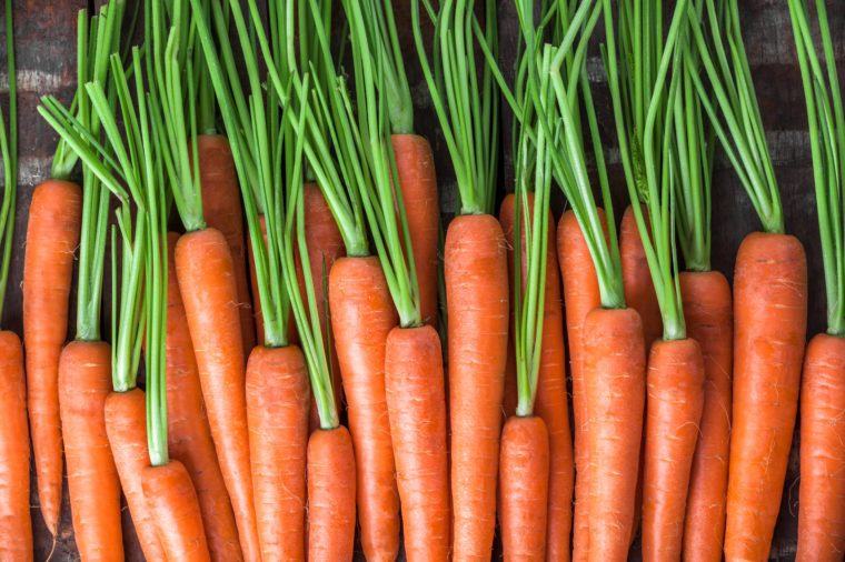 carrots and health myths