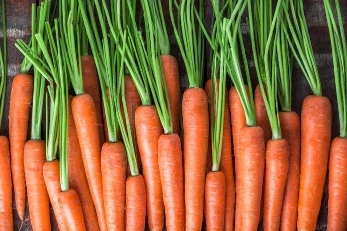carrots and health myths
