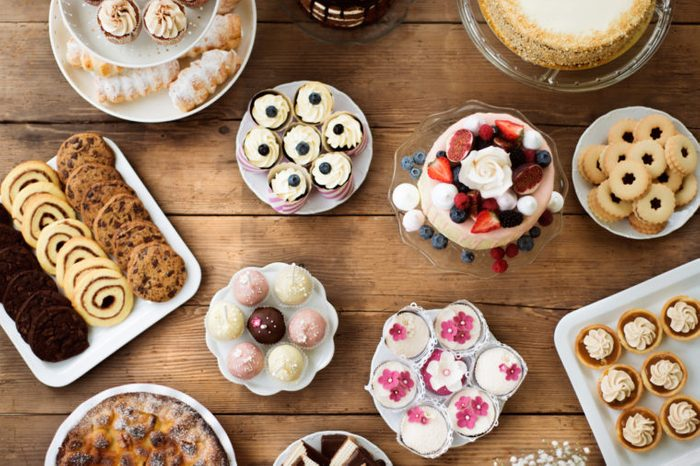 desserts and sugar in diet and cancer health myths