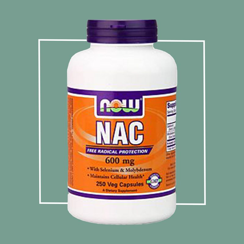 NAC anti-aging supplement