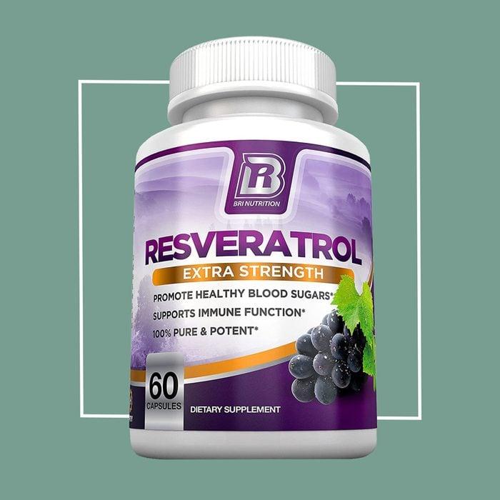resveratrol anti-aging supplement