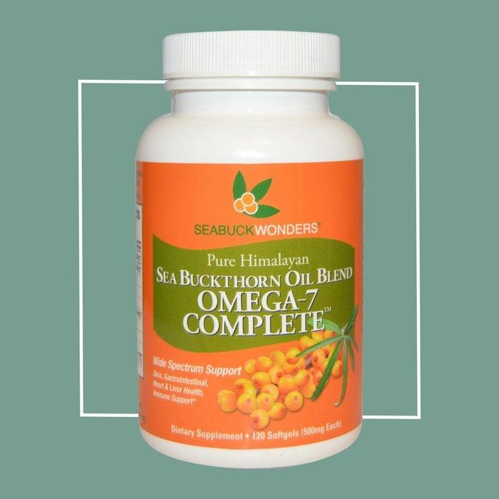 sea buckthorn anti-aging supplement