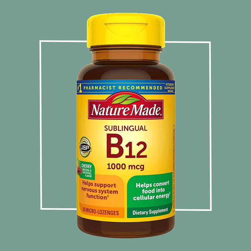 vitamin B12 anti-aging supplement