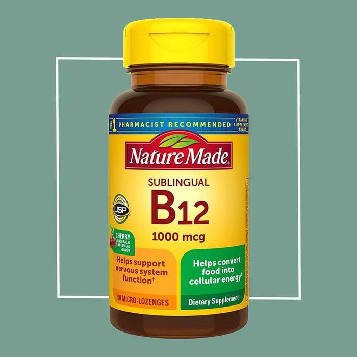 vitamin B12 anti-aging supplement
