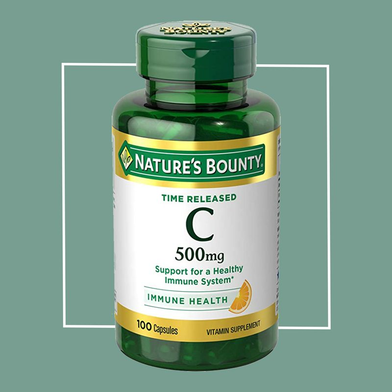 vitamin C anti-aging supplement