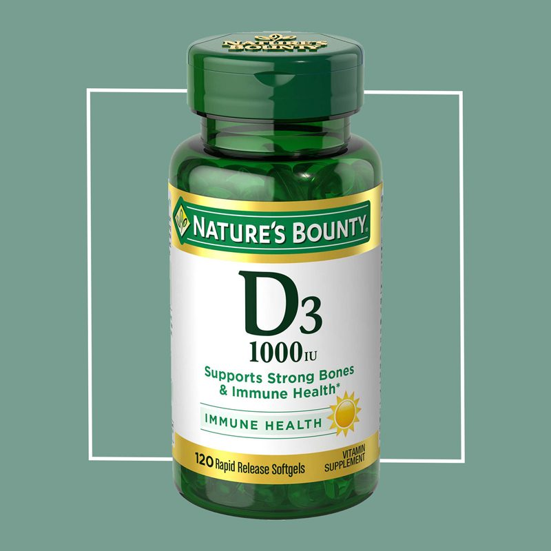 vitamin D3 anti-aging supplement