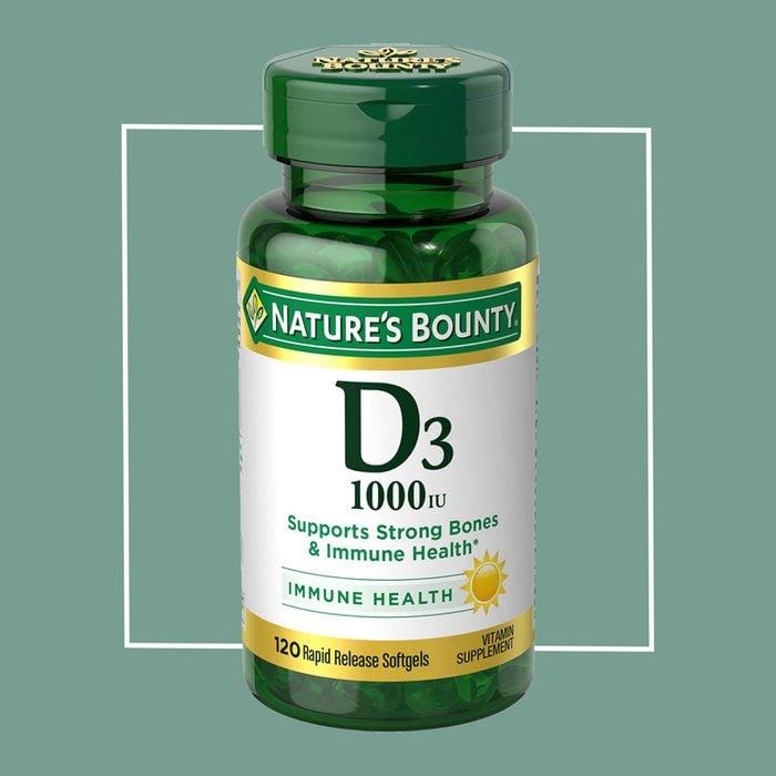vitamin D3 anti-aging supplement