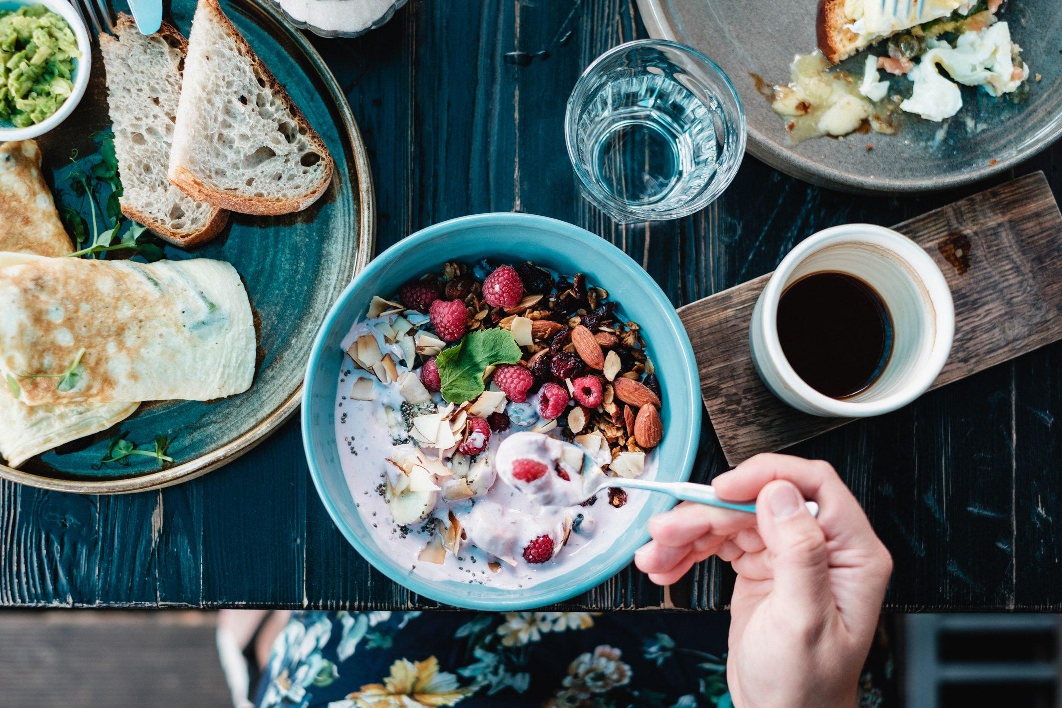 Đức: Ăn sáng của bạn
