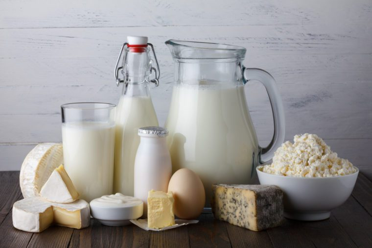 dairy diet