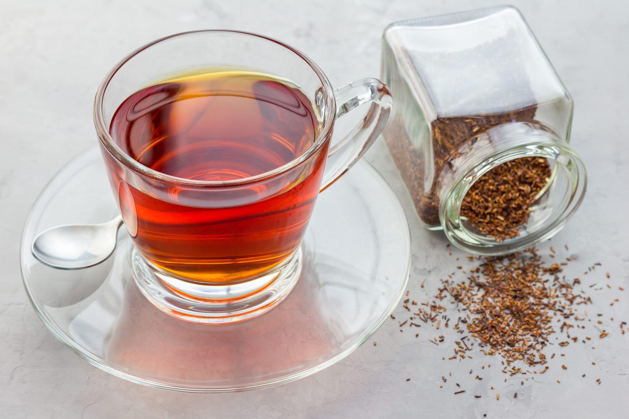 Nam Phi: Nhâm nhi một ít trà rooibos