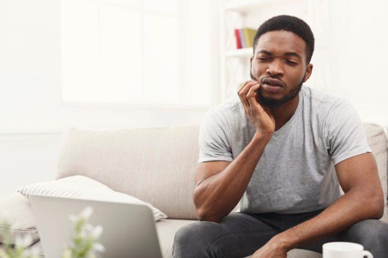 teeth ache sinus infection symptoms