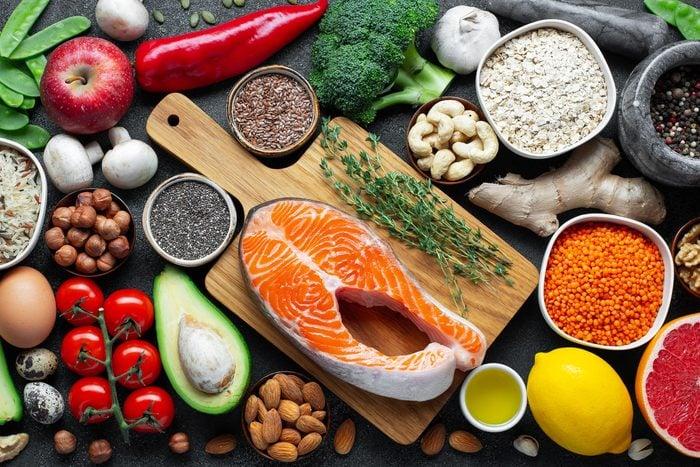 healthy foods fiber