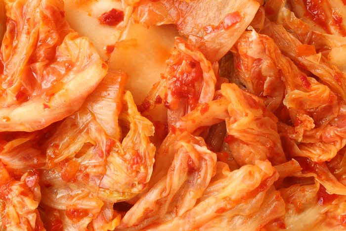 Kimchi, for backgrounds or textures