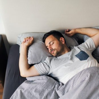 If You're Not Sleeping Well, Your Brain Could Be in Trouble