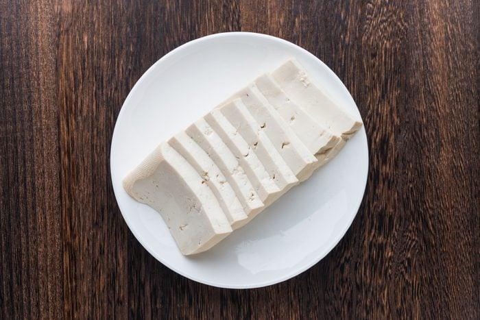 Chinese traditional gourmet tofu
