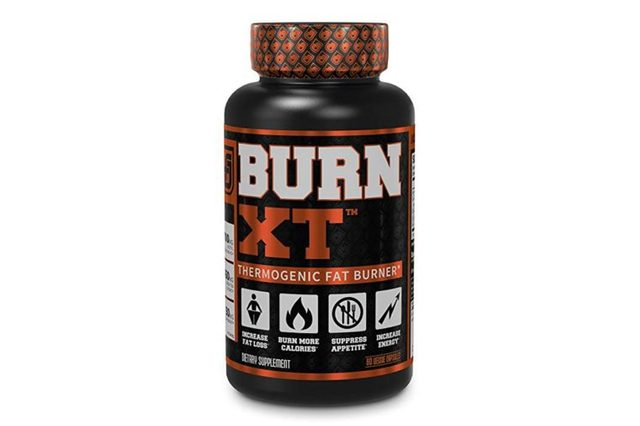 BURN-XT Thermogenic Fat Burner - Weight Loss Supplement, Appetite Suppressant, Energy Booster