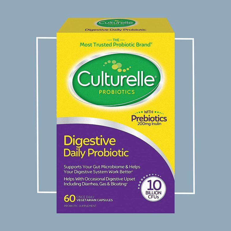 culturelle daily probiotic supplement