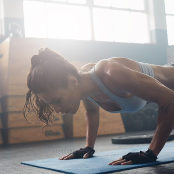 This Is How Many Push-Ups You Need to Do to See Results