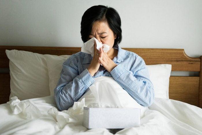 "Where Does the Flu ""Go"" When It's Not Flu Season?"