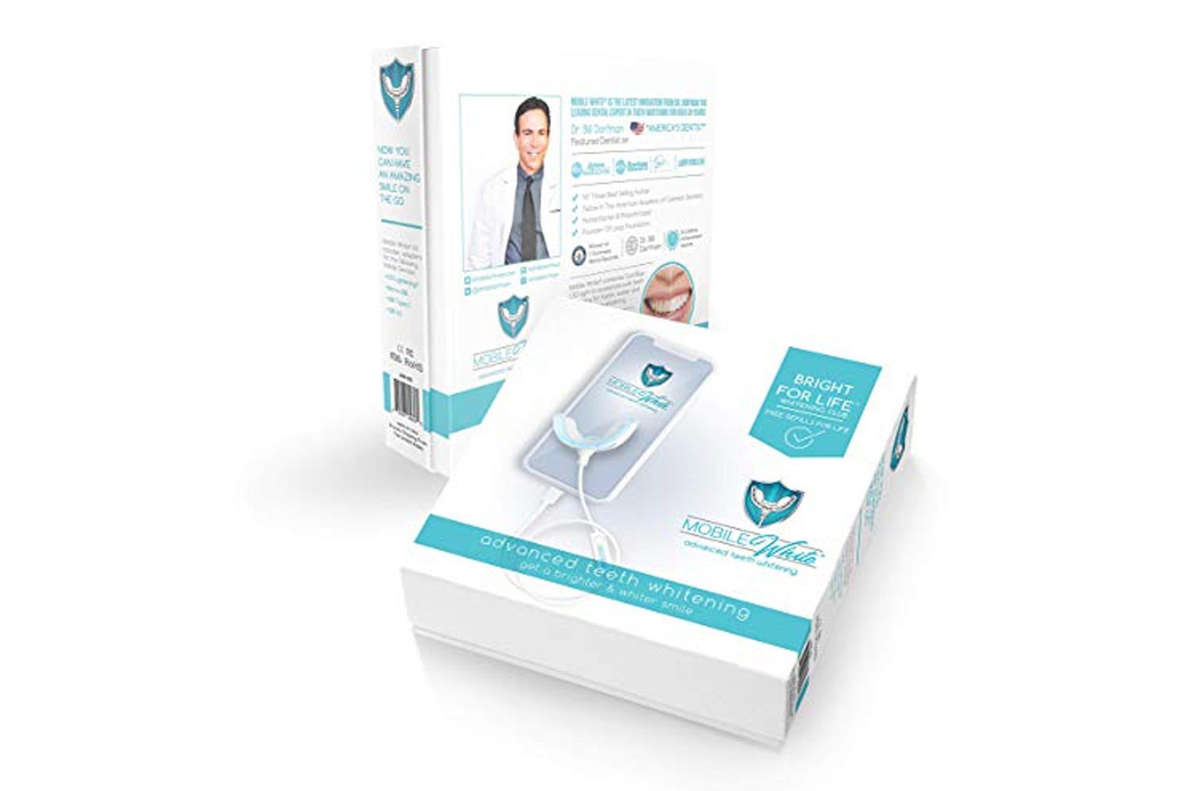 Mobile White Advanced Teeth Whitening Kit