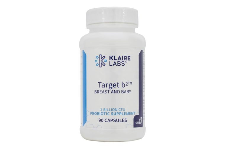 Target B2™ Probiotic from Klaire Labs.