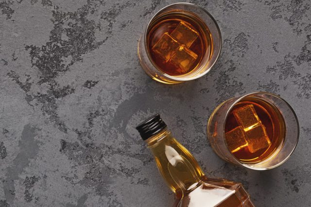 alcohol whiskey overhead alcohol and arthritis
