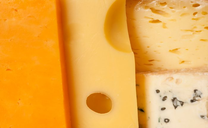 cheese full frame close up