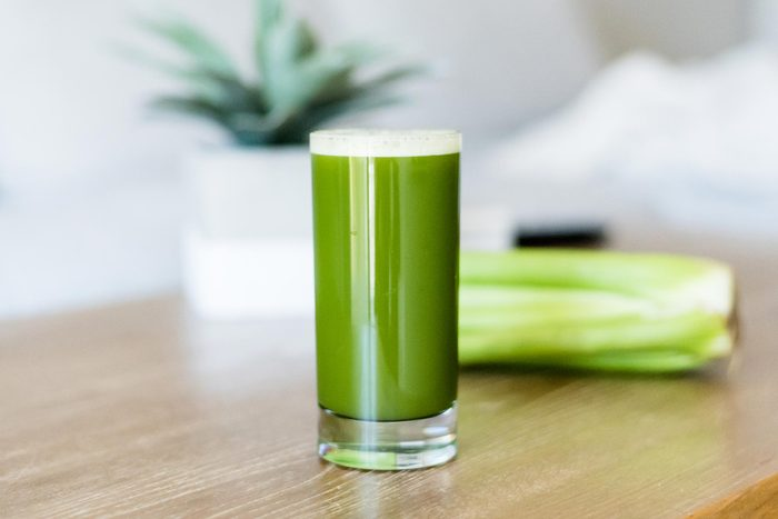 This is What Drinking Celery Juice Really Does to Your Body