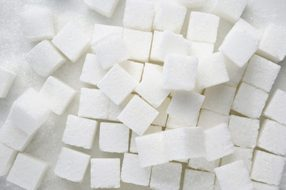 sugar cube
